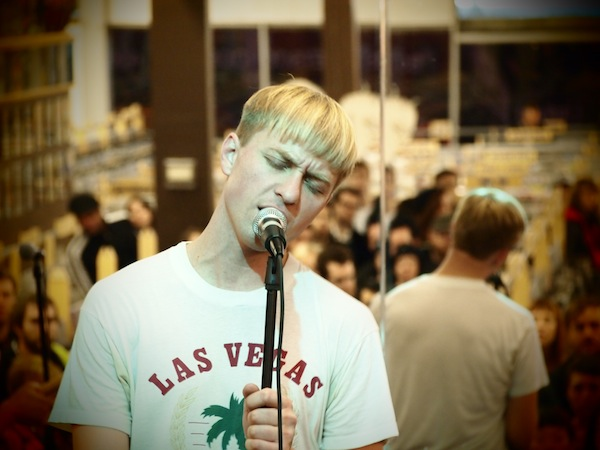 The Drums at Sonic Boom October 2011