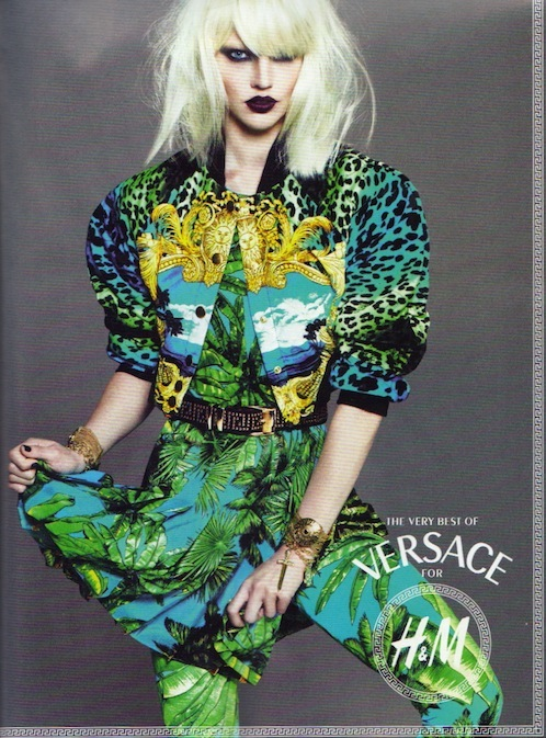 Versace for H&M Fall Winter 2011