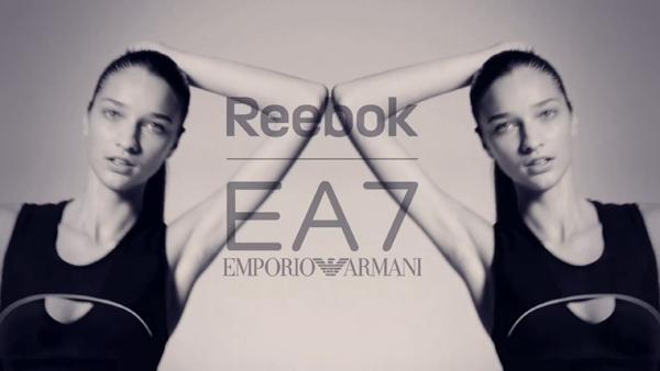 Armani Reebok EA7 Wonderland Magazine