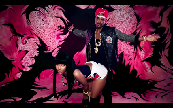 Big sean ass song