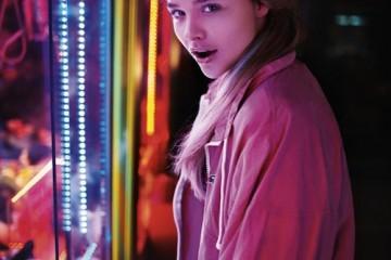Chloe Moretz for ASOS Magazine