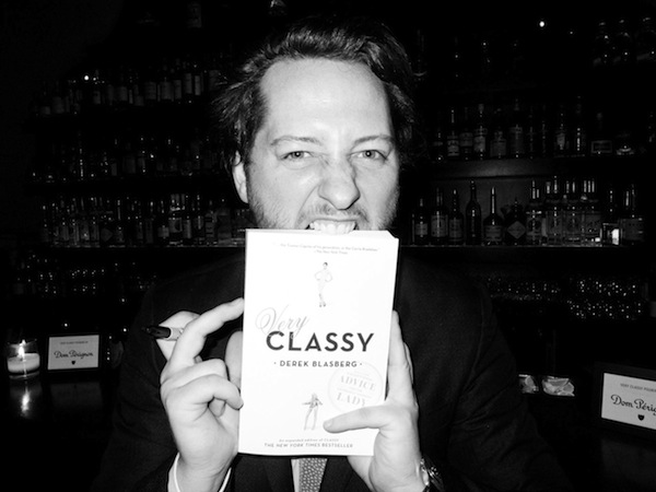 Derek Blasberg Very Classy Shot by Terry Richardson