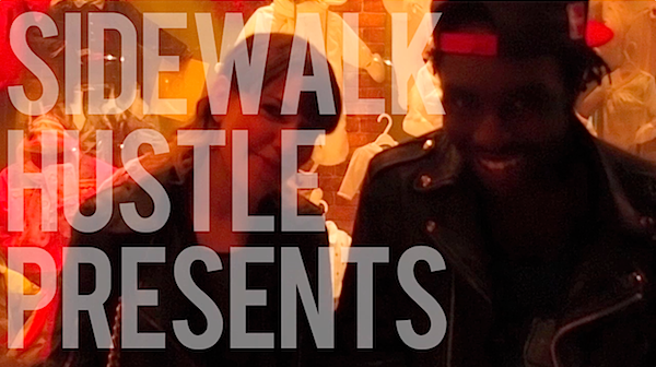 Devonte Hynes Blood Orange Interview Toronto Sidewalk Hustle