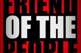 Lupe Fiasco Friend of the People Mixtape Front
