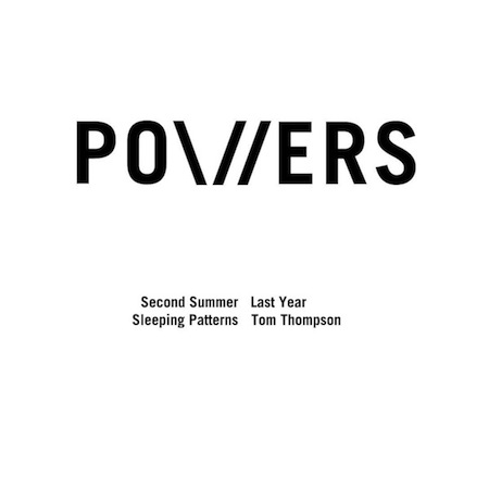 New Music: Powers EP