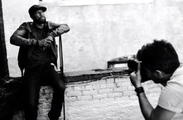 Steven Taylor x Common The Dreamer The Believer Behind-the-Scenes