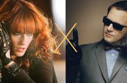 Florence and the Machine No Light, No Light David Sitek Remix