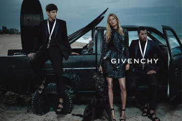 Givenchy Spring Summer 2012 Campaign