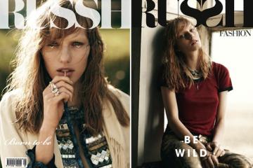 Marique Schimmel for Russh Magazine