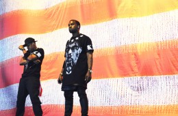 Jay Z Kanye West Tommy Ton New York City Watch the Throne