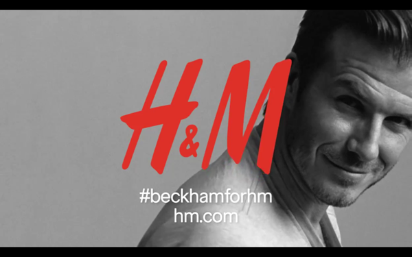 Video: David Beckham Bodywear for H&M Commercial ...