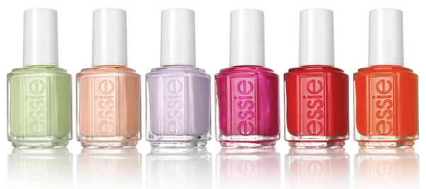 Essie Spring 2012 Nail Polish Collection | Sidewalk Hustle
