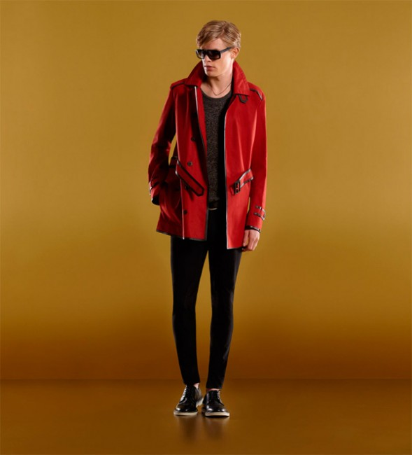 Gucci Spring Summer 2012 Mens Collection