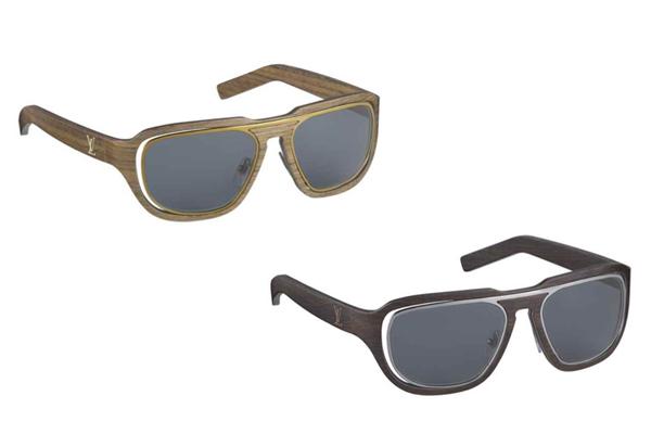 d170cfff04b6 Louis Vuitton Wooden Sunglasses Spring/Summer 2012 | Sidewalk Hustle