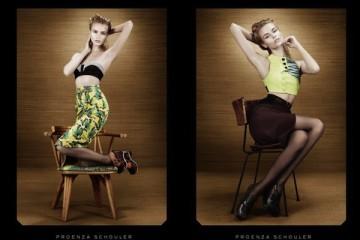 Natasha Poly for Proenza Schouler