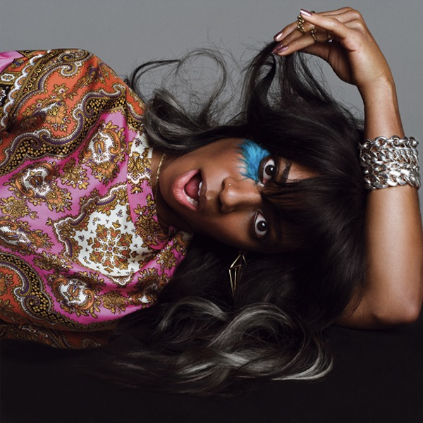 Santigold for V Magazine
