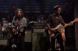 The War on Drugs on Jimmy Fallon