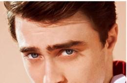 Daniel Radcliffe BULLETT Spring 2012 cover