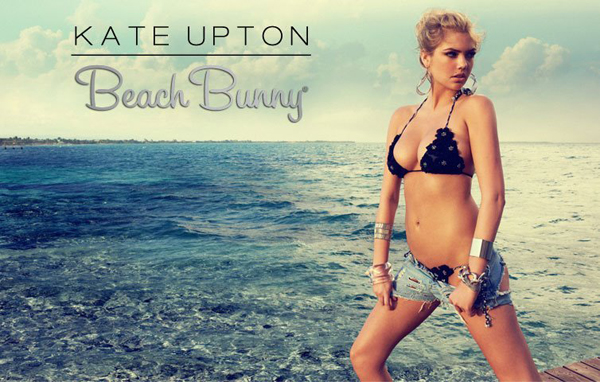 Kate Upton for Beach Bunny Swimwear 2012 Collection