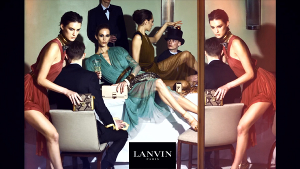 Lanvin 2012 Spring Summer Campaign Video