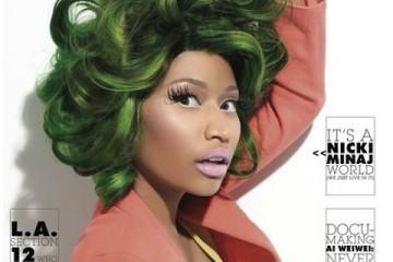 Nicki Minaj for Paper Magazine Spring 2012