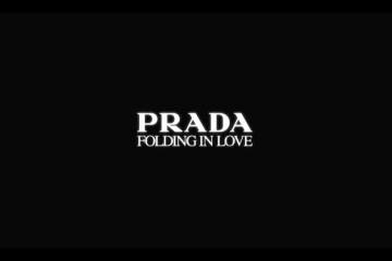 Prada Folding in Love