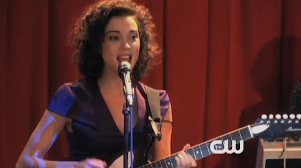 St.Vincent on Gossip Girl
