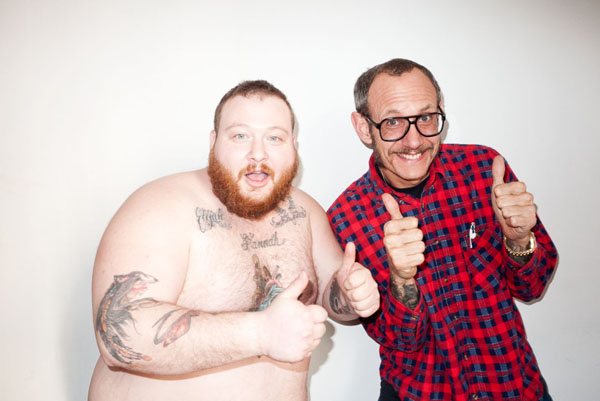 Action Bronson Shot By Terry Richardson  Sidewalk Hustle