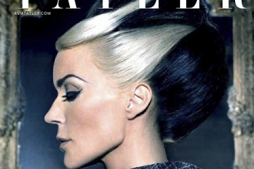 Daphne Guinness for Hong Kong Tatler