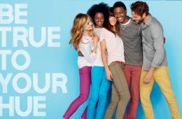 Gap Coloured Denim Contest