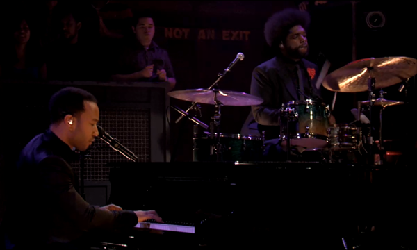 Video John Legend Dancing In The Dark Bruce Springsteen