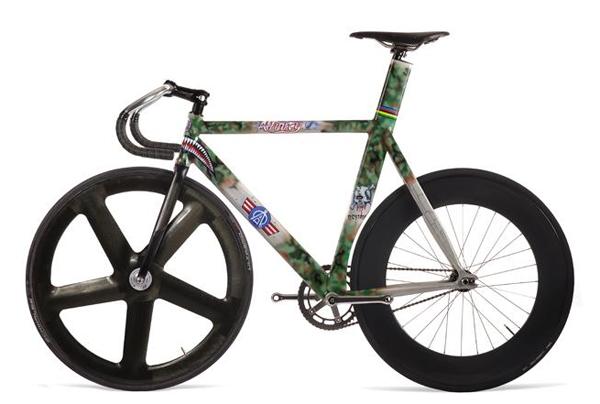 Mishka x Affinity 5 Year Anniversary Track Bike