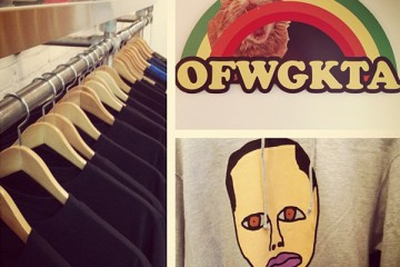 Odd Future OFWGKTA Sweatshop Pop Up Shop Toronto Re Cap