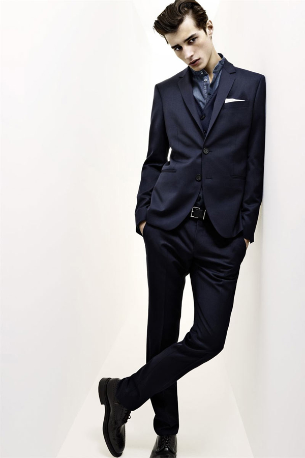 Pierre Balmain Fall Winter 2012 Lookbook