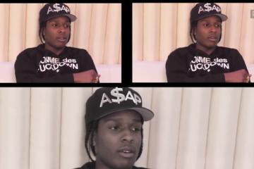 Punchbowl TV presents ASAP Rocky