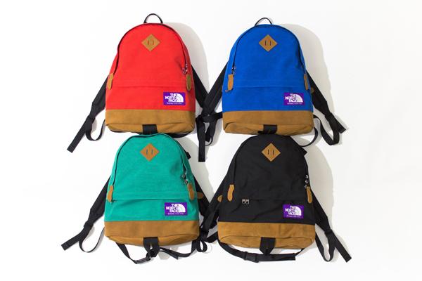 4edd6f68b The North Face Purple Label Spring 2012 Bag Collection | Sidewalk Hustle