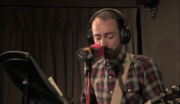 The Shins Clapping Butter in session for Radio 1