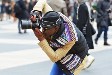 Tommy Ton Street Style GQ New York Fashion Week