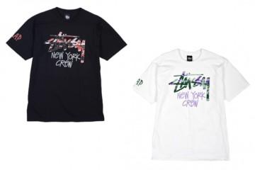 A$AP Mob x Stussy Friends Family T-Shirt