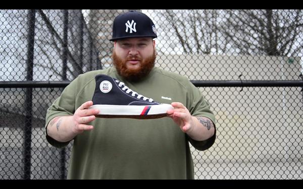 Action Bronson x PRO-Keds When the Shoe Drops