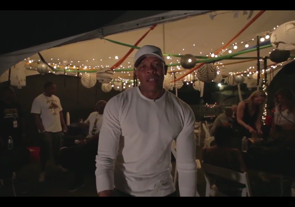 Video: Dr. Dre's Coachella Message to Fans