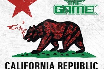Game California Republic Mixtape cover