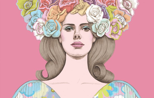 Lana Del Rey Blue Jeans Blood Orange Remix
