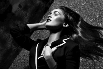 Megan Fox for French Grazia April 2012