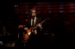 Pulp Common People Like A Friend live on Jimmy Fallon