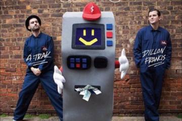 A-Trak Dillon Francis Money Makin Music Video