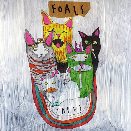 Foals Tapes Mix