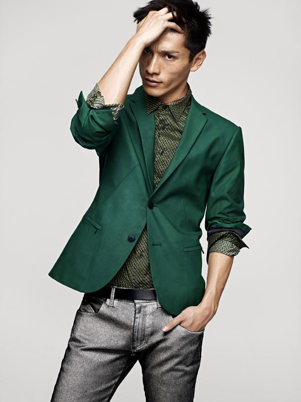 H&M Fall 2012 Men's Lookbook