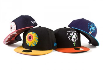 Mishka 2012 Summer Hat preview New Eras, Old Icons