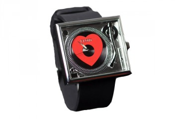 The FLuD x Mayer Hawthorne TABLETURNS Watch